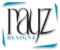 Rayz Designz // The Official Celebrity Branding & Marketing Company Logo